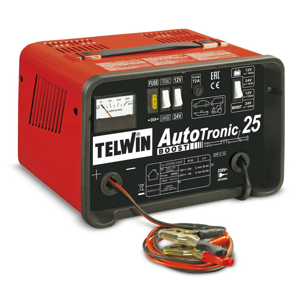 acculader Autotronic 25 Boost