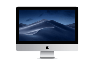 APPLE iMac 21 (2017) - Zilver i5/16GB/256GB