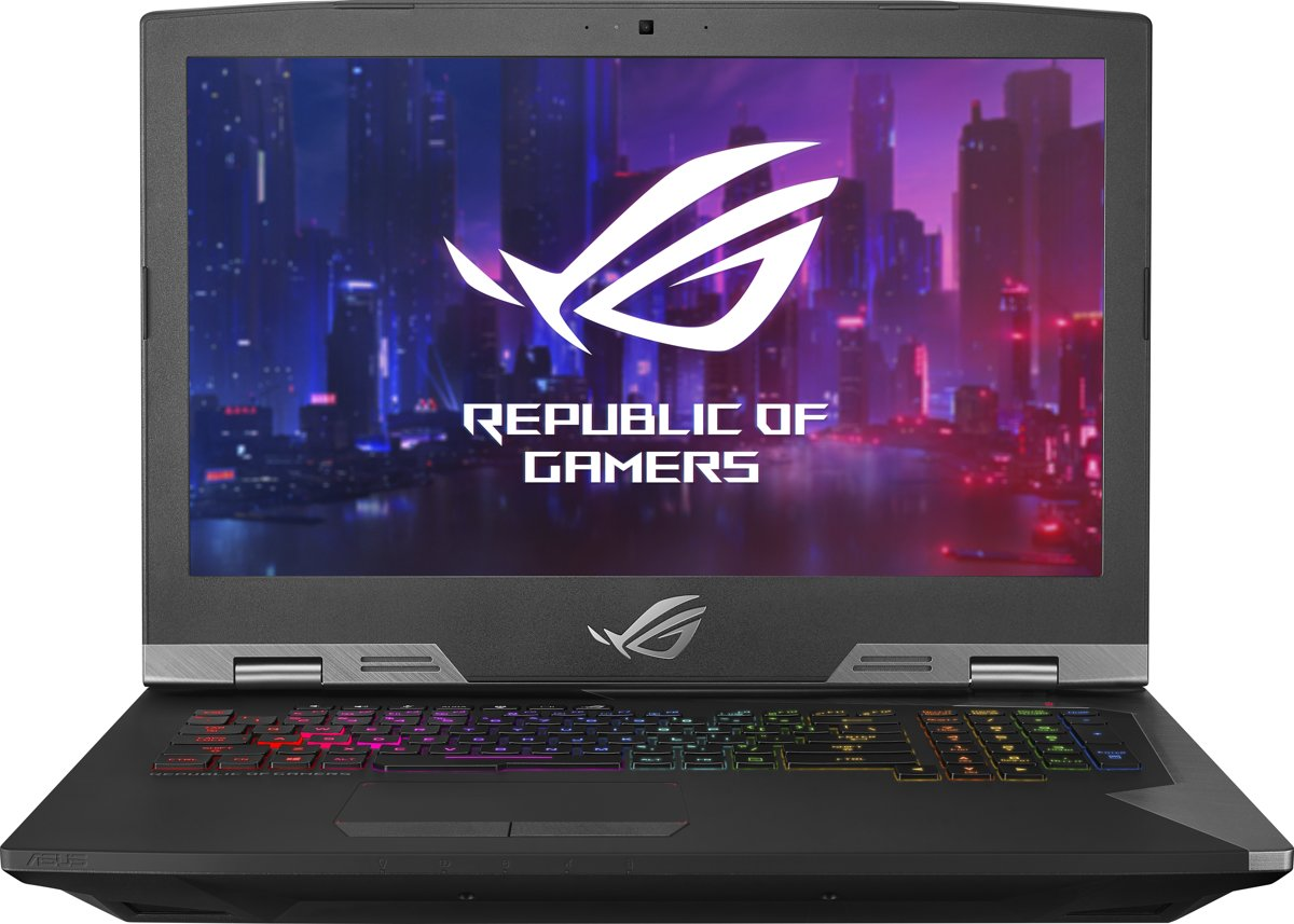 Asus ROG G703GX-E5001T - Gaming Laptop - 17.3 Inch (144 Hz)