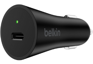 BELKIN Autolader 27W Power Delivery Zwart