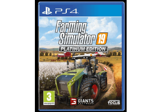 Farming Simulator 19 Platimum Edition | PlayStation 4