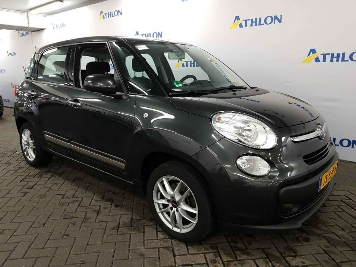 Fiat 500L TwinAir Turbo 105 Holiday Edit 5D 77kW