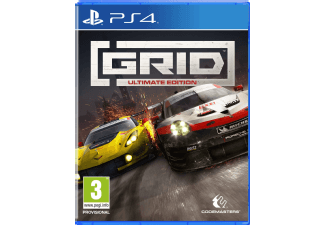 GRID - (Ultimate Edition) | PlayStation 4