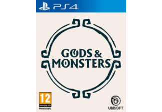 Gods & Monsters | PlayStation 4