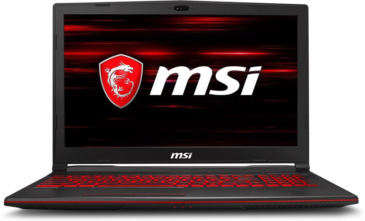 MSI GE63 8SE-005NL - Gaming Laptop - 15.6 Inch (144 Hz)