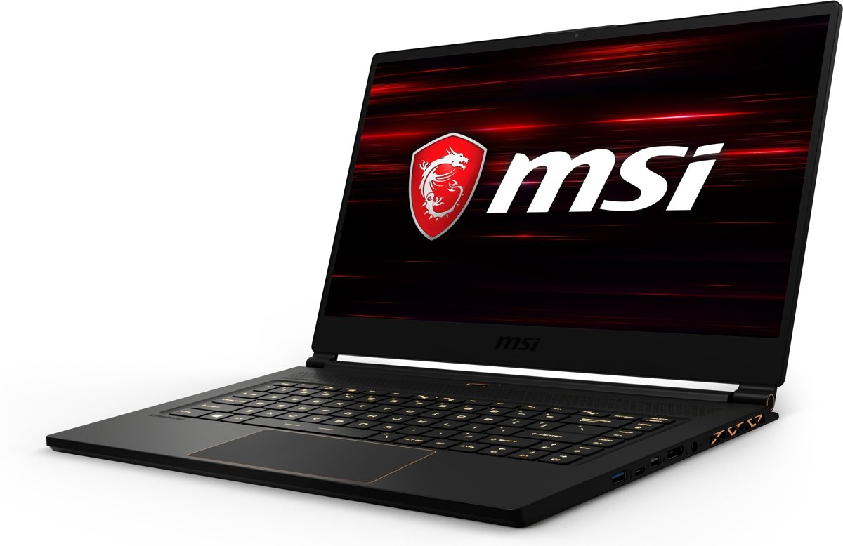 MSI GS65 Stealth 9SE-668NL - Gaming Laptop - 14 Inch