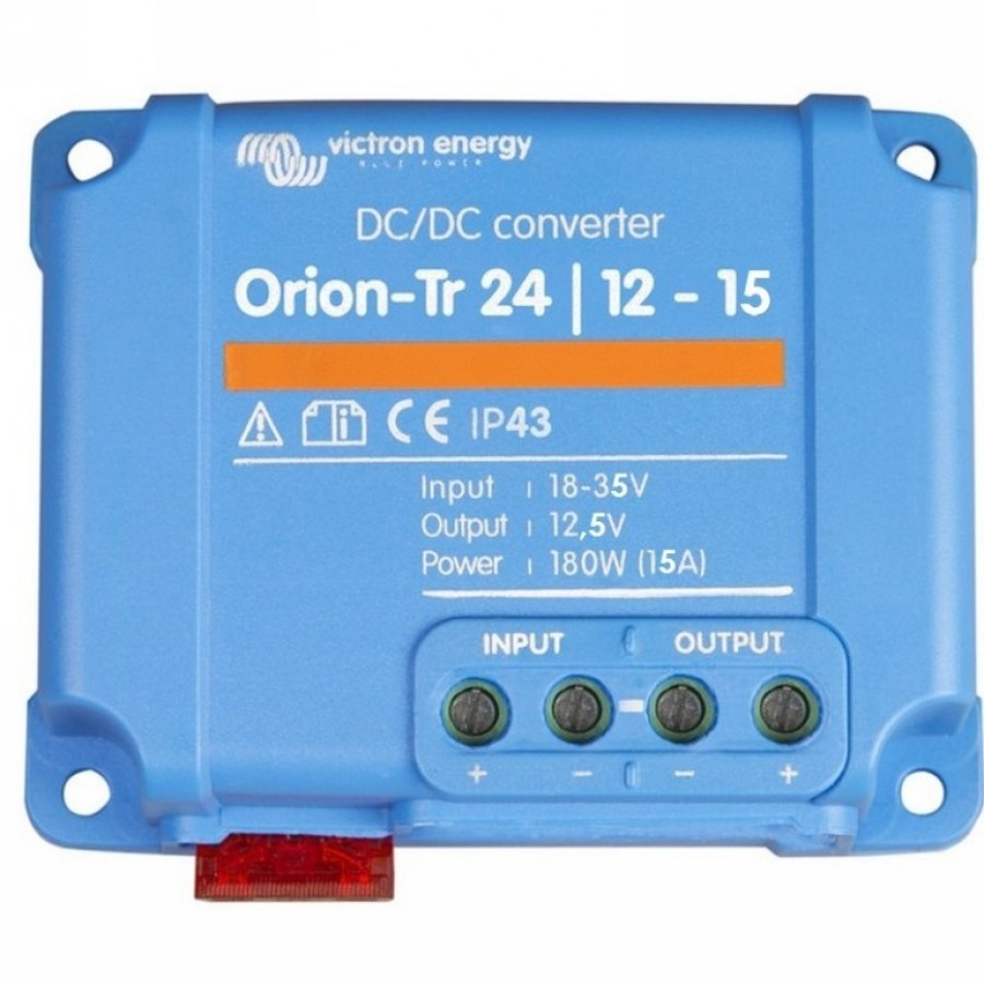 Orion-Tr 24/12-15A (180W) Non Isolated