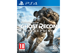 PS4 GHOST RECON BREAKPOINT | PlayStation 4