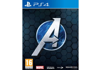 PS4 Marvel?s Avengers | PlayStation 4