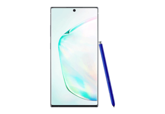 SAMSUNG Galaxy Note10 Plus - 256 GB Dual-sim Aura Glow