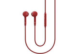 SAMSUNG In-ear Fit headset Rood