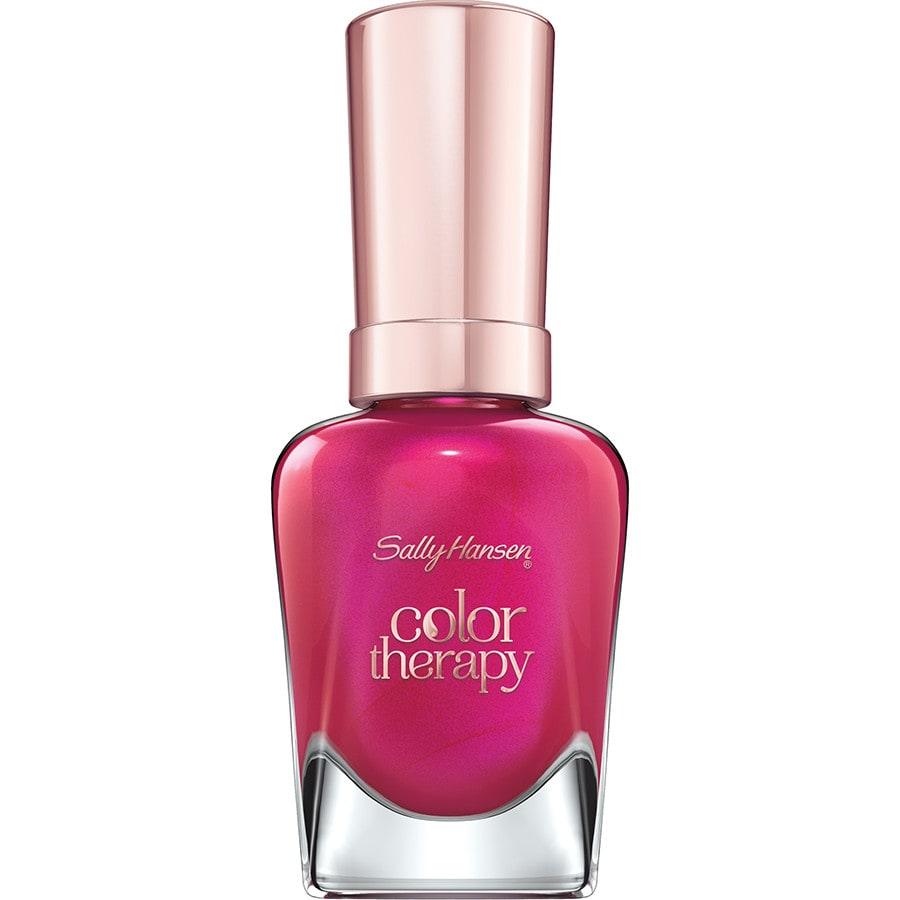Sally Hansen 250 Rosy Glow Color Therapy Nagellak 14.7 ml