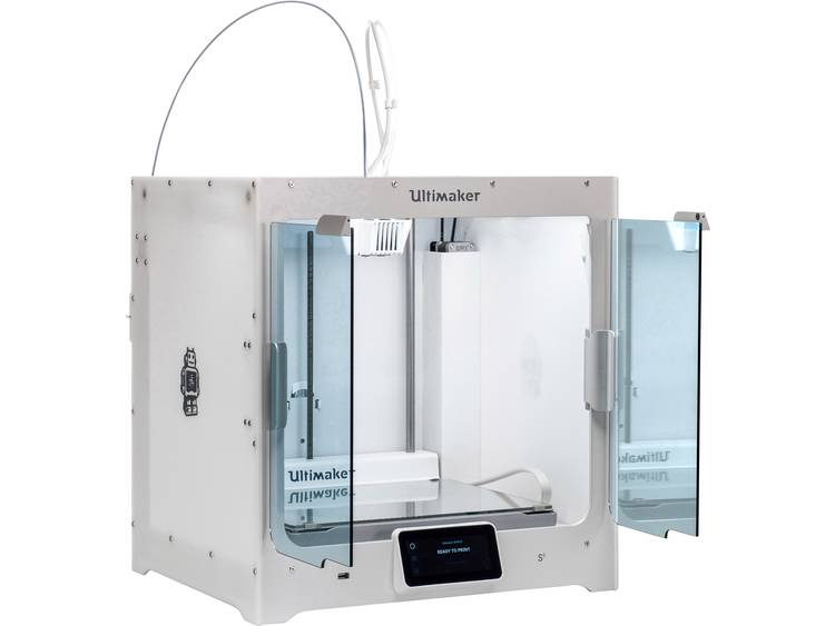 3D-printer Ultimaker S5 Dual nozzle-systeem (Dual Extruder)