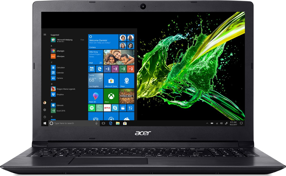 Acer Aspire 3 A315-53-5248 - Laptop - 15.6 Inch