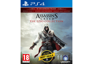 Assassins Creed ? Ezio Collection | PlayStation 4