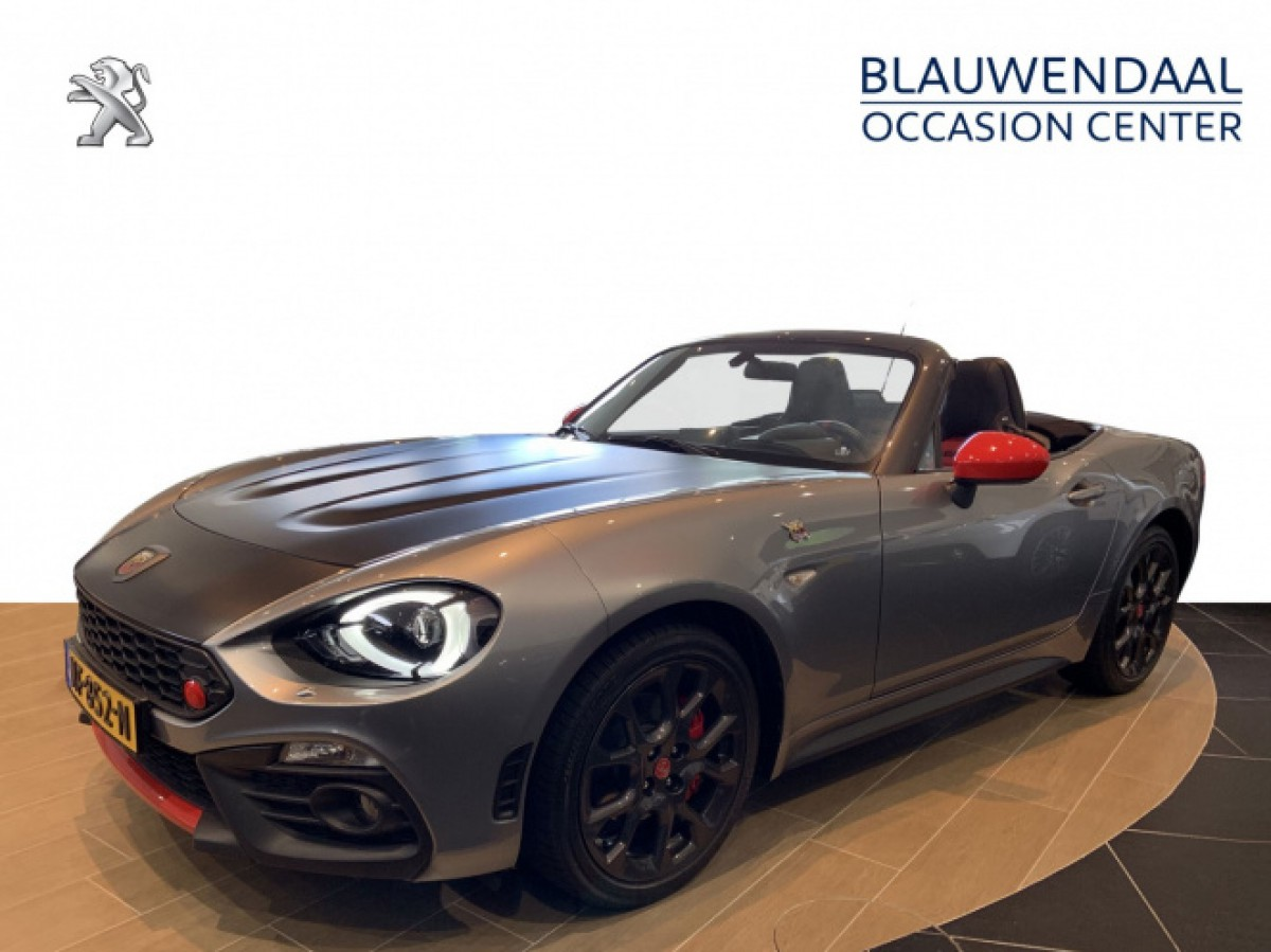 Fiat 124 Spider 1.4 MultiAir Turbo Abarth