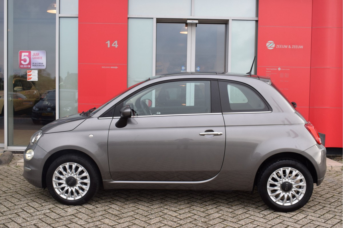 Fiat 500 0.9 TwinAir Turbo Lounge 81PK