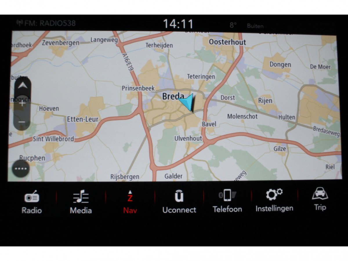"Fiat 500 80 DUALOGIC LOUNGE, NAVI, 16"", APPLE CARPLAY"