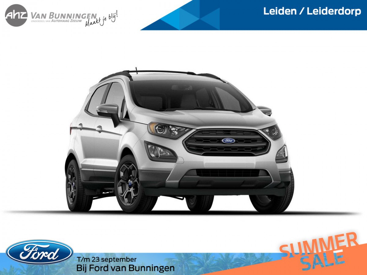 Ford EcoSport 1.0 EcoBoost Trend Essential
