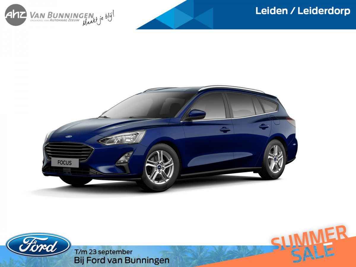 Ford Focus Wagon 1.0 EcoBoost Trend Edition Business |