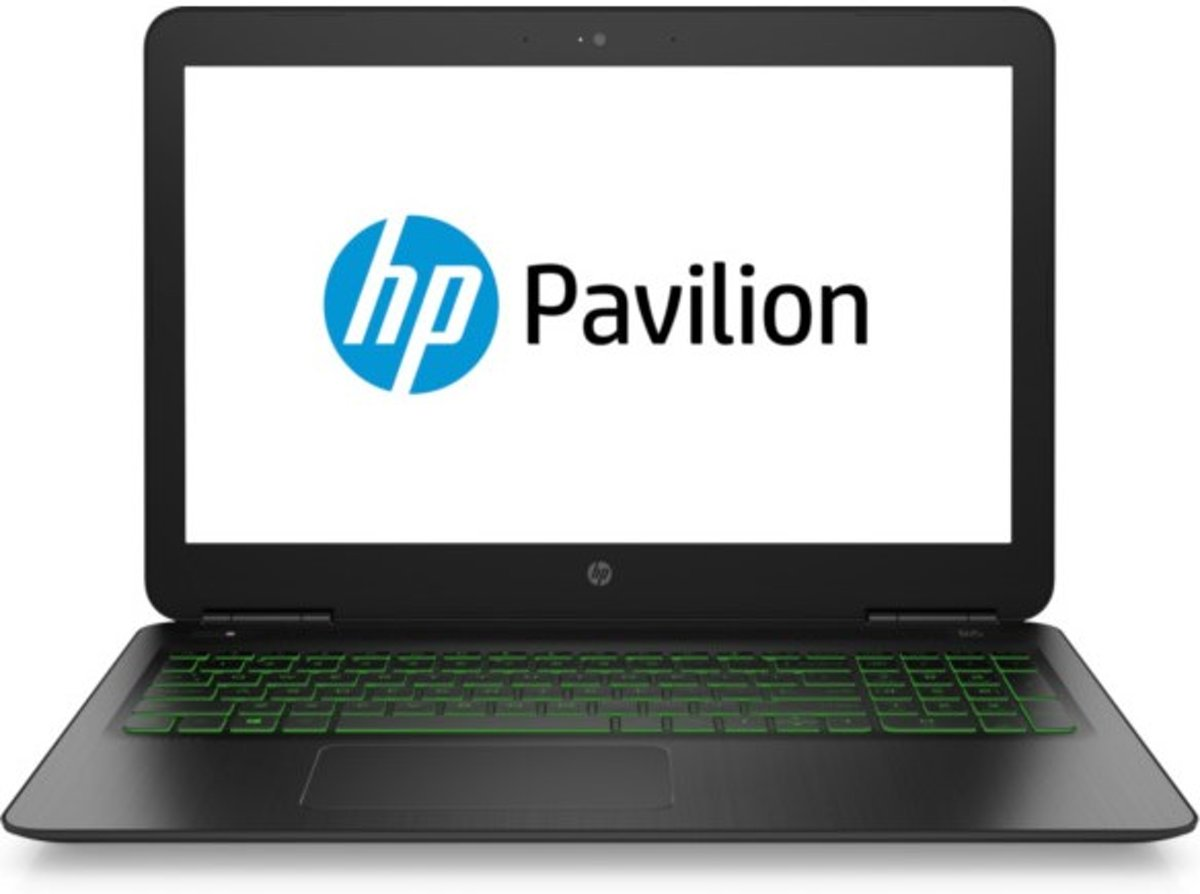 HP Pavilion 15-BC507NW - 7PX26EA - Gaming Laptop - 15 Inch
