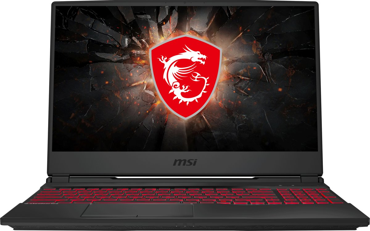 MSI GL65 9SD-009NL - Gaming Laptop - 15.6 Inch (120Hz)