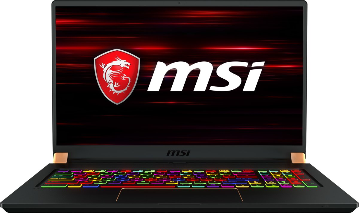 MSI GS75 8SE-013NL - Gaming Laptop - 17.3 Inch