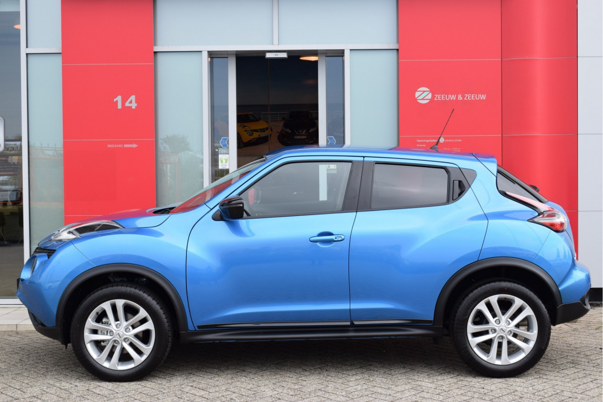 Nissan Juke 1.2 DIG-T S/S N-CONNECTA ( Ext. Pack Black ) 116PK