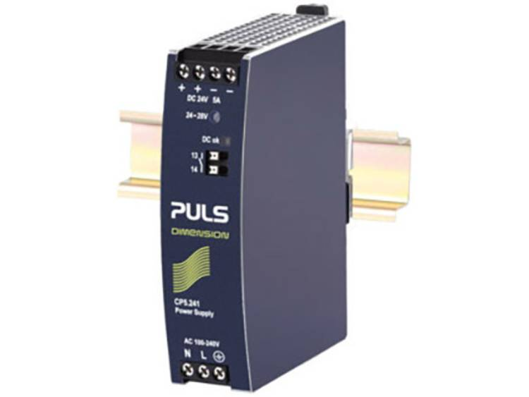 PULS DIMENSION DIN-rail netvoeding 5 A 120 W