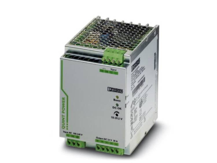 Phoenix Contact QUINT-PS/ 1AC/24DC/20/CO DIN-rail netvoeding 24 V/DC 20 A 480 W 1 x