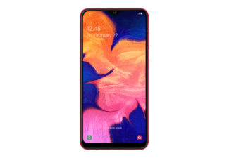 SAMSUNG Galaxy A10 - 32 GB Rood
