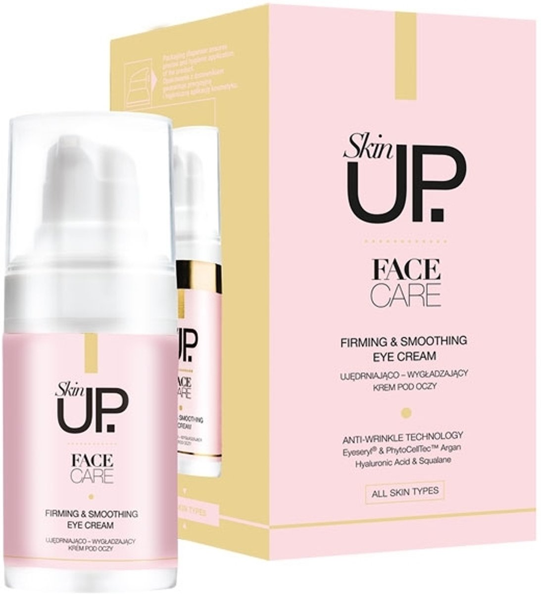Skin Up Firming And Smoothing Eye Cream