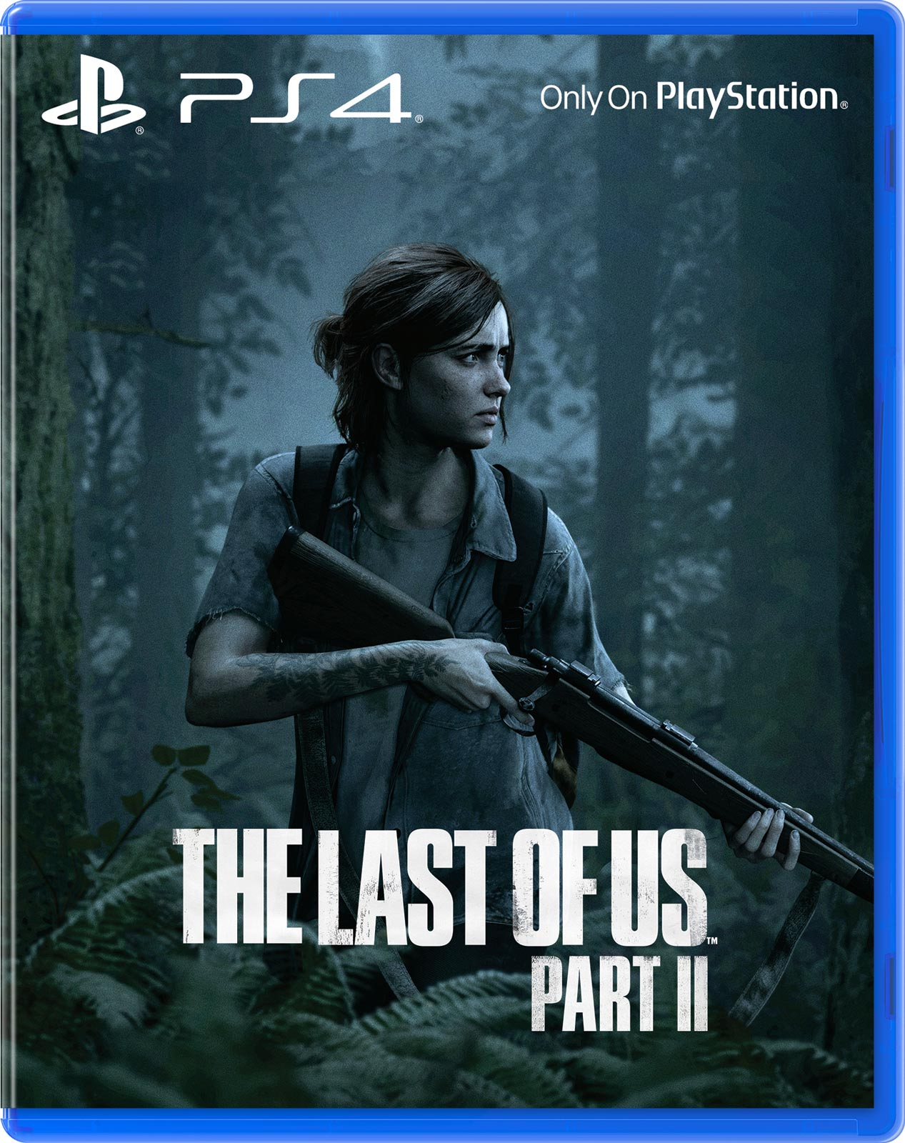 The Last of Us Part II Day One Editie PS4