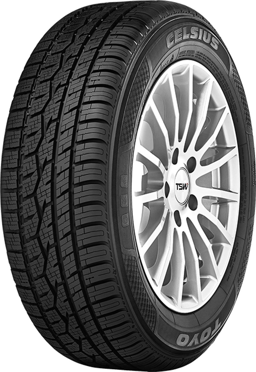 Toyo Celsius - 145-65 R15 72T - all season band