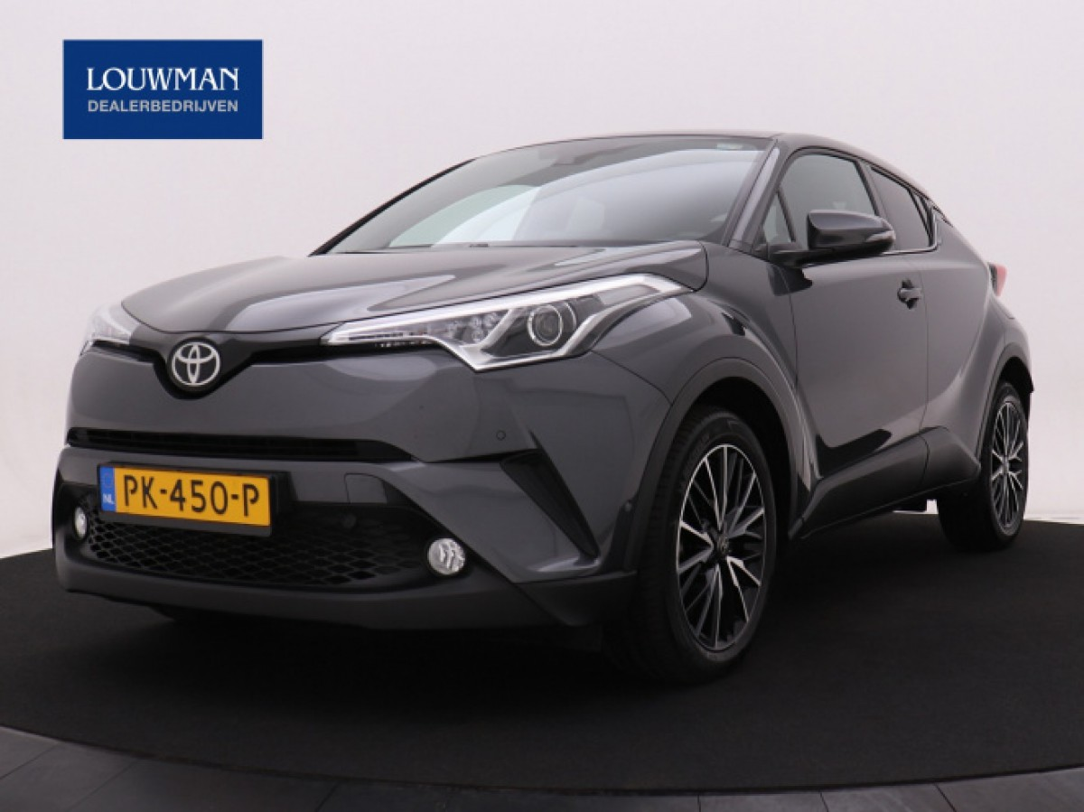 Toyota C-HR 1.2T Executive Automaat