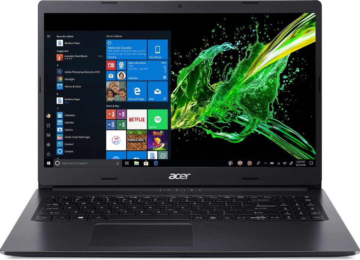 Acer Aspire 3 A315-55G-7570 - Laptop - 15.6 Inch
