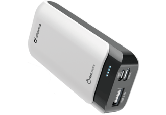 CELLULAR-LINE Charger Powerup 5200 mAhUSB-C/USB Wit
