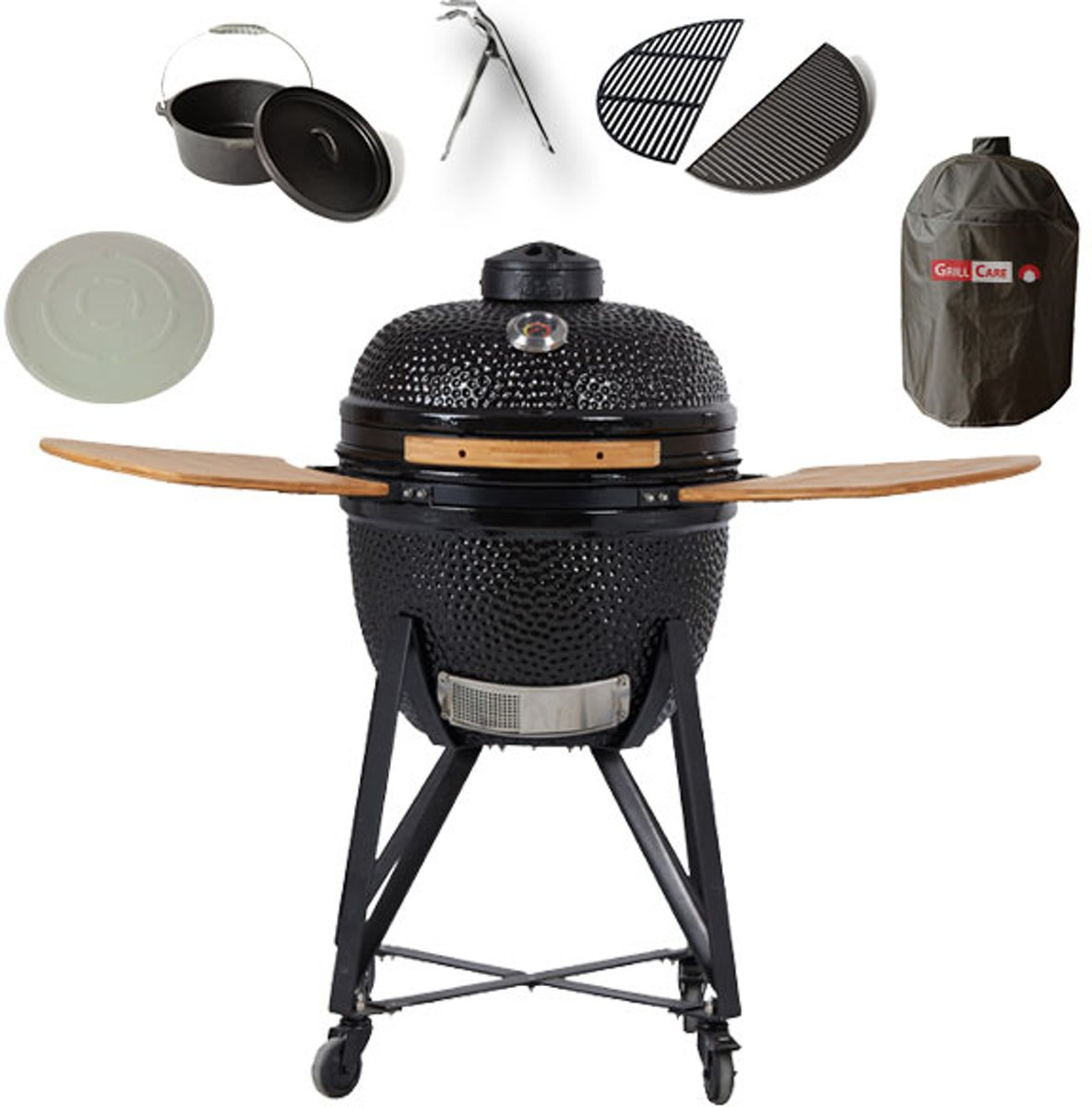 Grill Care XXL Deluxe (21 inch Kamado)