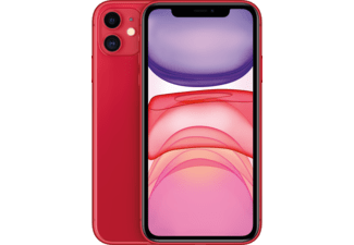 APPLE iPhone 11 - 128 GB (Product)Red (Rood)