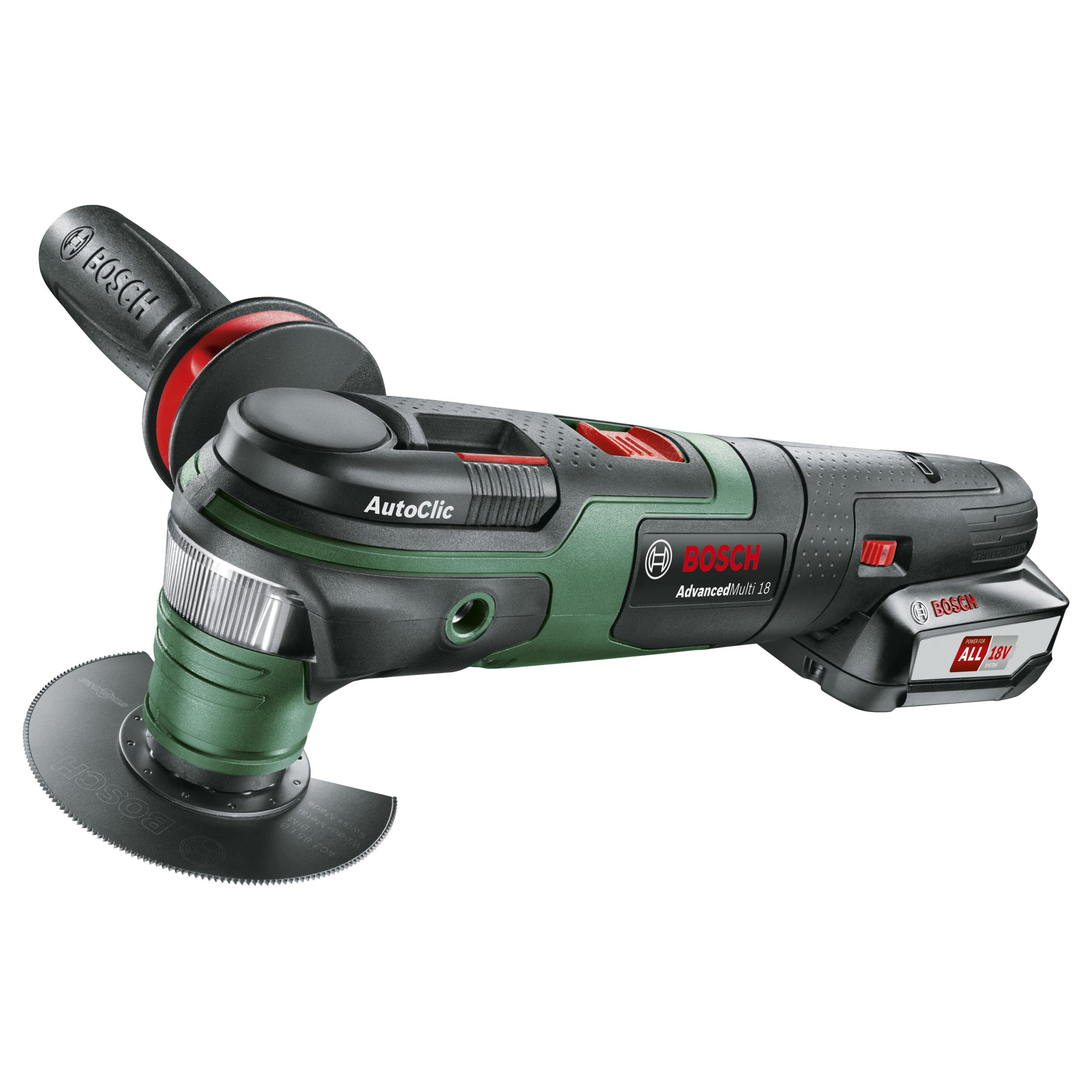 Bosch multitool Advanced Multi 18 volt lithium-ion