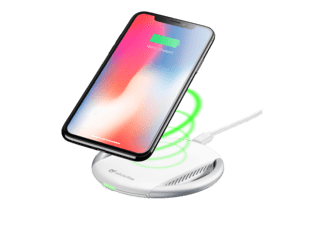 CELLULAR-LINE Draadloze lader iPhone Wit