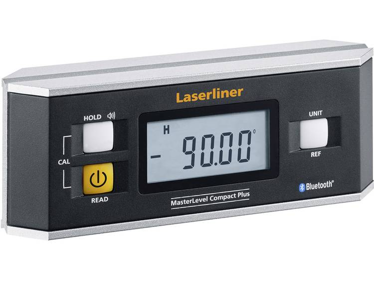 Laserliner MasterLevel Compact Plus 081.265A Digitale waterpas 30 mm