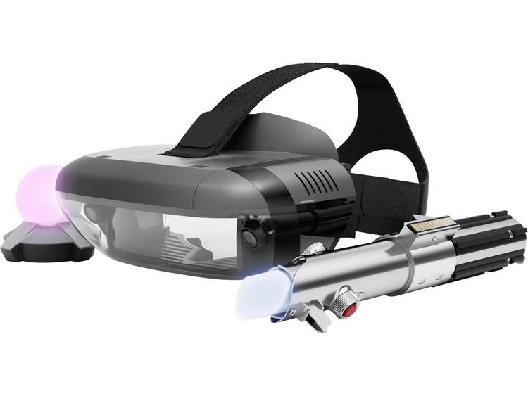 Lenovo AR-7561N Star Wars Jedi Challenge Zwart Augmented Reality (AR) bril Incl. controller