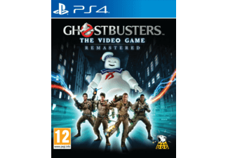 PS4 GHOSTBUSTERS THE VIDEOGAME | PlayStation 4