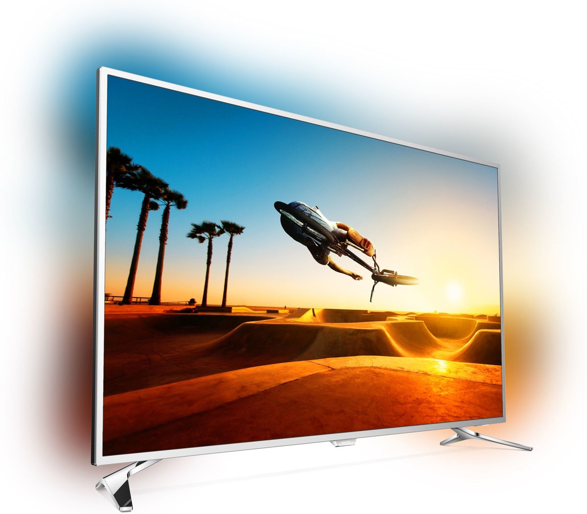 Philips 7000 series Ultraslanke 4K-TV powered by Android TV 49PUS7272/12