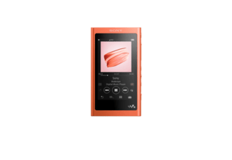 SONY NW-A55 Rood