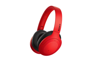 SONY WH-H910N Rood