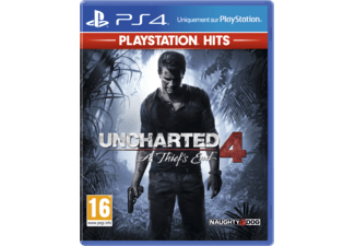 Uncharted 4: A Thief's End (PlayStation Hits) | PlayStation 4