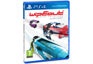 WipeOut Omega Collection | PlayStation 4