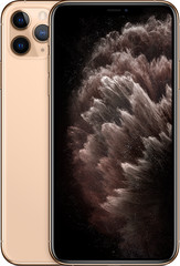 Apple iPhone 11 Pro Max 512GB goud i.c.m. Verlenging 2-jarig T-Mobile Go 120 min 2jr. Verl. + 5GB + 120 min bellen + Toestelkrediet 29.5 + Recycle Deal